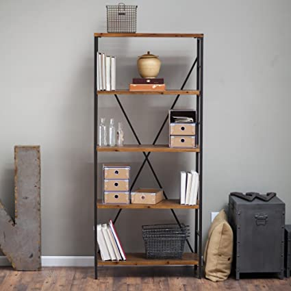 Charming Townsend Tall Bookcase Great Ideas