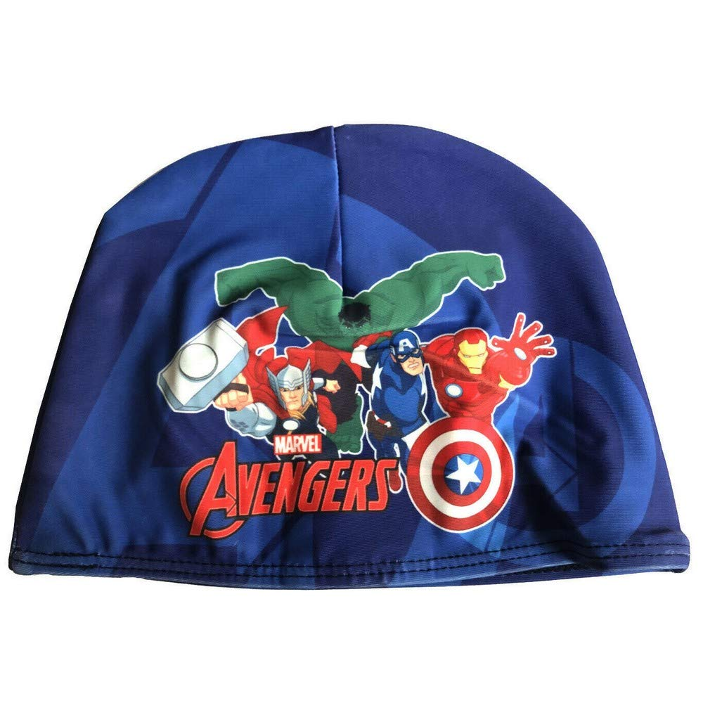 Guizmax Cappello Bagno i Avengers Bambino Mare Piscina