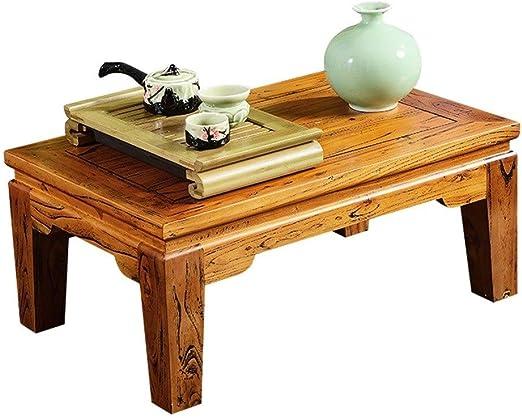 Muebles y Accesorios de jardín Mesas Mesa de Centro de Madera ...