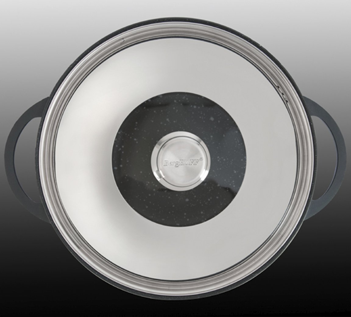 "Amazon.com: eurocast profesional Cookware 12.25"" chino ..."