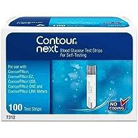 Contour Next Blood Glucose 100 Test Strips