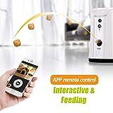 SKYMEE SM-02 Dog Camera Treat Dispenser, WiFi