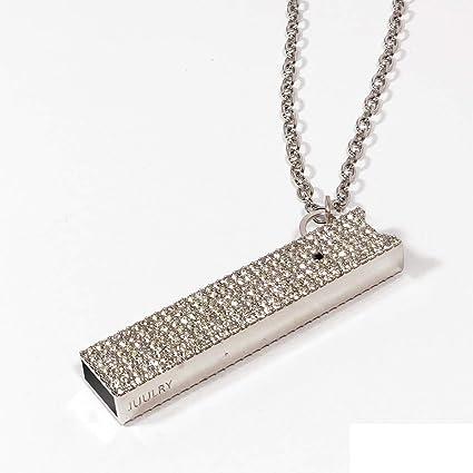 Amazon.com: JUUL - Caja con collar y llavero (piedra rodiada ...