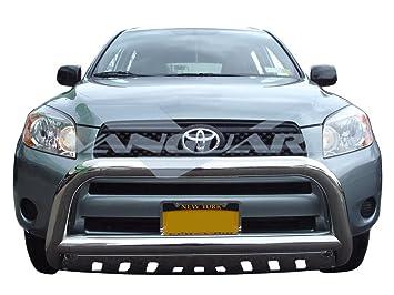 Amazoncom Vanguard Toyota RAV Bull Bar With Skid - 2006 rav4
