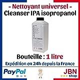 Detergente liquido per vaschetta ultrasuoni Cleanser Ipa art. 102 isopropanolo