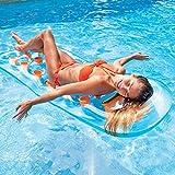 "Intex 18-Pocket Suntanner Inflatable Lounge, 74"" X"