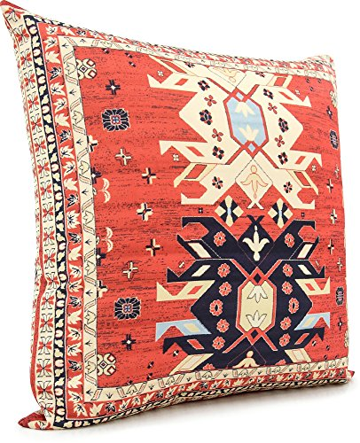 traditional-18-x-18-heriz-terracotta-pillow-cover