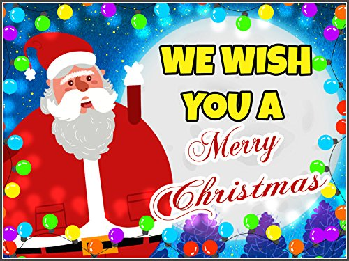We Wish You A Merry Christmas (Christmas Along Special Sing Songs)