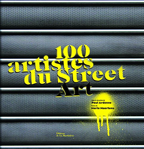 100 artistes de Street Art Relié – 17 novembre 2011 Paul Ardenne Marie Maertens La Martinière 2732445819