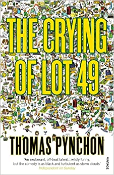 Image result for the crying of lot 49