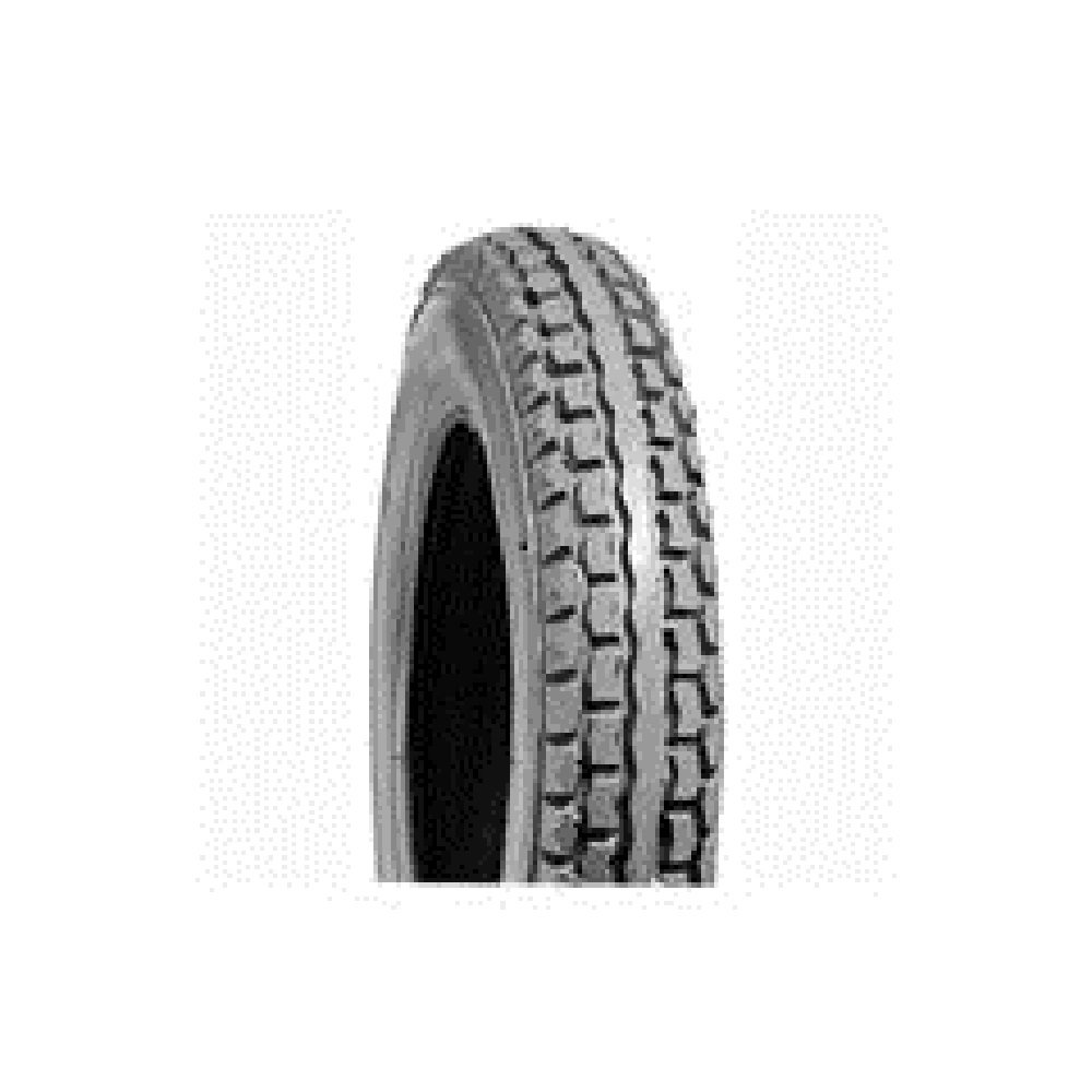 Pair of (2) 12.5'' X 2.25'' Pneumatic (Air Filled) Drive Tires wheelchair, for use with inner tubes