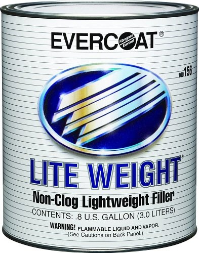 Evercoat 156 Light Weight Body Filler - Gallon