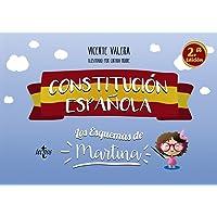 Constitución Española. Los esquemas de Martina (Derecho - Práctica Jurídica)