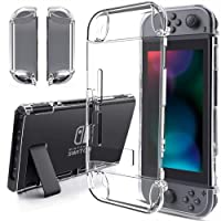 Dockable Case Compatible with Nintendo Switch Protective accessories Cover Case