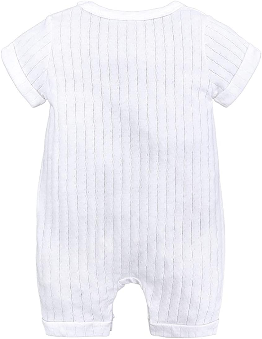 Memela New Fall 2018 Baby Jumpsuit,Newborn Baby Boys Girls Striped Romper Jumpsuit Outfits Clothing