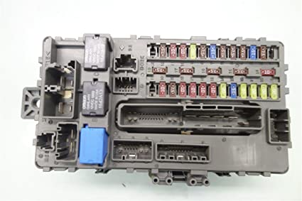 amazon com 2011 2012 honda accord under dash driver cabin fuse box2011 Accord Fuse Box #15