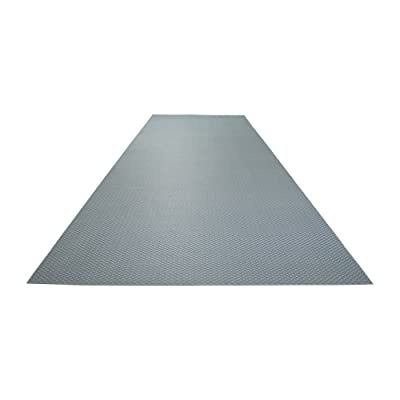"Armor All AAGFR2918DP Diamond Plate 29"" x 18' Garage Floor Runner Mat: Automotive"