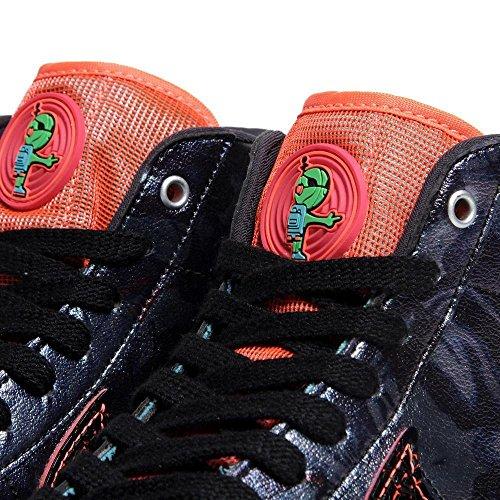 Mid Scarpe Blazer Ginnastica Nero Da Total Uomo Qs Prm Crimson Nike 7CCXxn