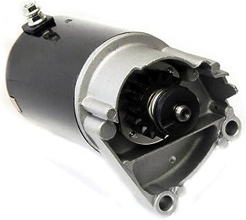 Caltric Starter Fits Toro 12.5-32XLE 12-32XL 13-32G Briggs /& Stratton 12.5HP 12HP 13HP 2001-2004