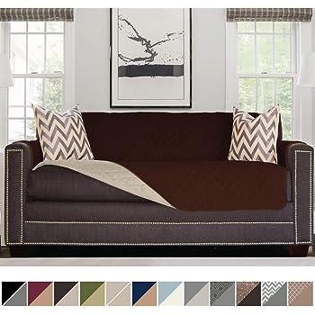 Amazon Com Sofa Shield Original Reversible Couch