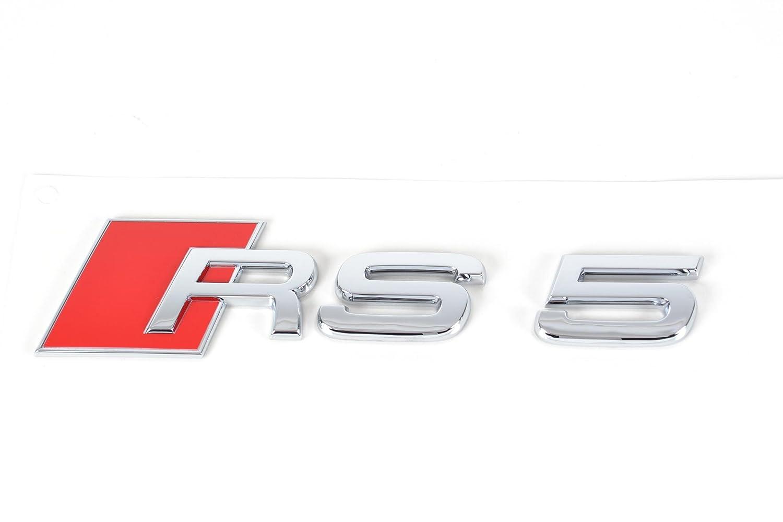 Audi RS5/scritta Audi RS5/scritta emblema posteriore 8t0853740