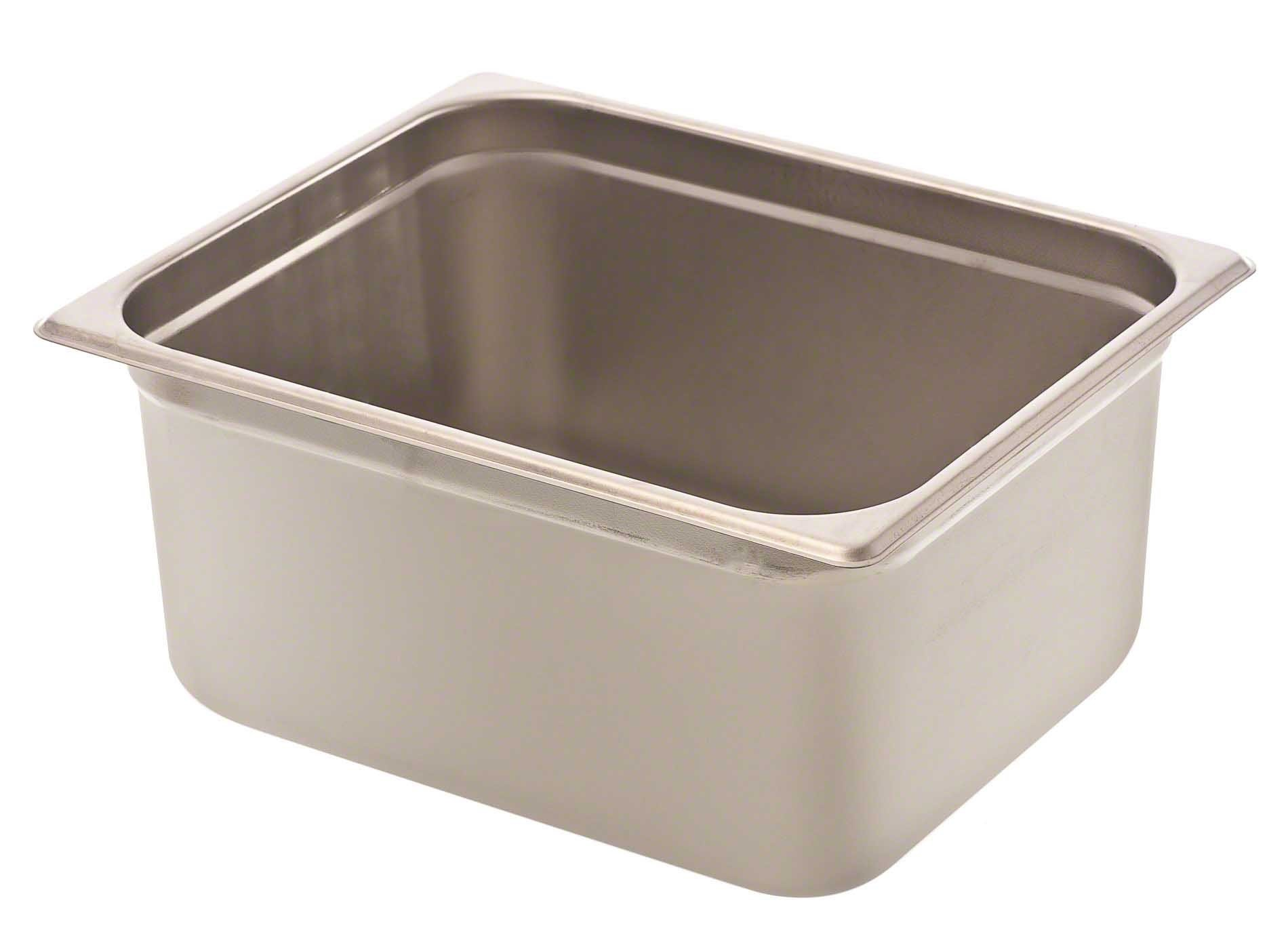 Browne (88126) 6'' Half-Size Steam Table Pan
