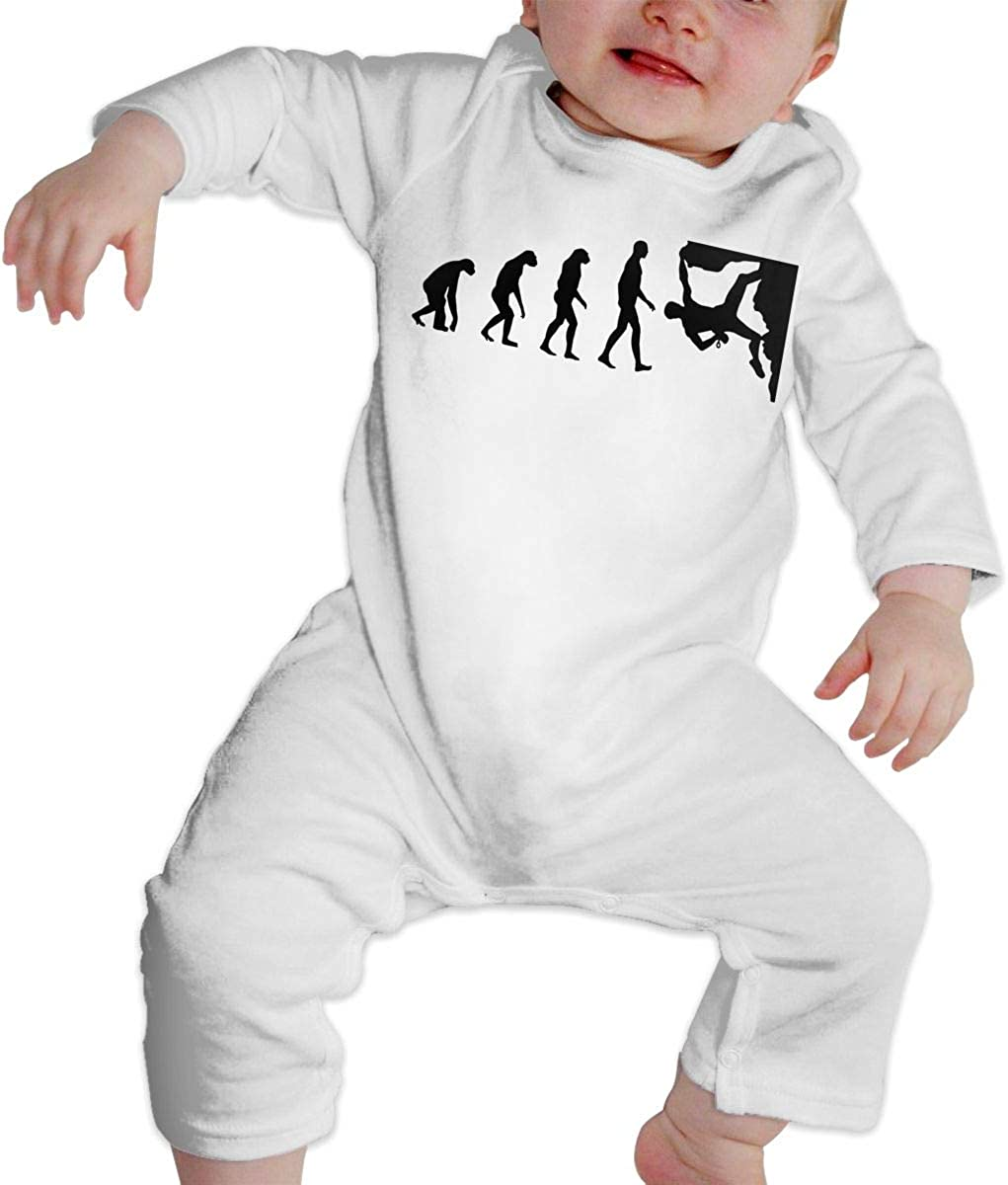Music Note Heart Toddler Baby Girl Boy Romper Jumpsuit Outfit Long Sleeve Bodysuit Tops Clothes