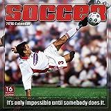 Soccer: The Original Extreme Sport 2016 Wall (Calendar)
