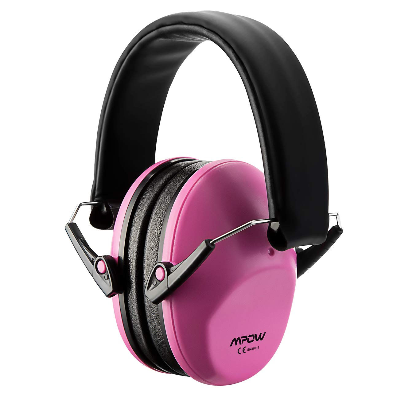 Mpow 068 Kids Ear Protection, NRR 25dB Noise Reduction Ear Muffs, Toddler Ear Protection, Protective Earmuffs for Shooting Range Hunting Season, for Toddlers Kids Children Teens