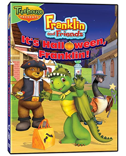Franklin and Friends-It's Halloween Franklin! (Halloween Full Movies For Kids)