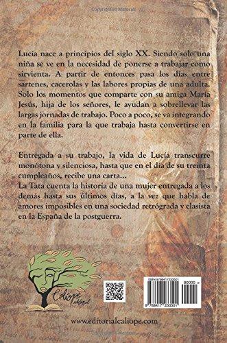 La Tata (Spanish Edition): Irene Anguas: 9788417233501: Amazon.com ...