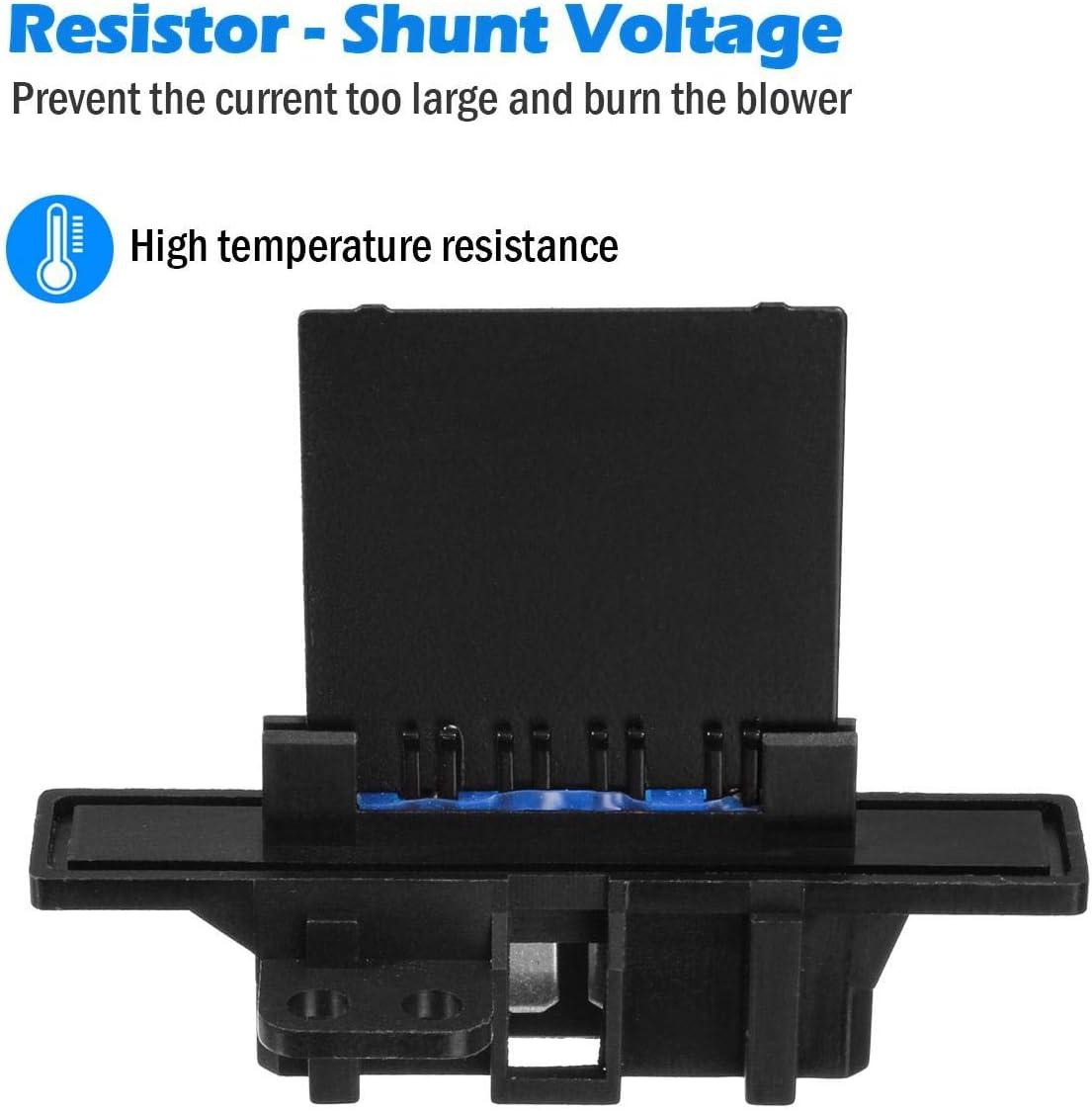 271502M105 271508B700 HVAC Blower Motor Resistor 271502M100 20128 2715008001