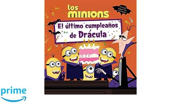 Los minions. El último cumpleaños de Drácula (Spanish ...