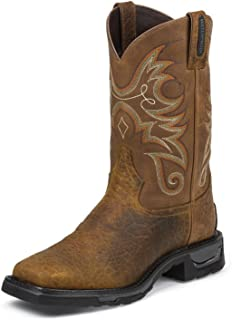 "product image for Tony Lama Men's Diboll Waterproof 11"" Height (TW4005) 