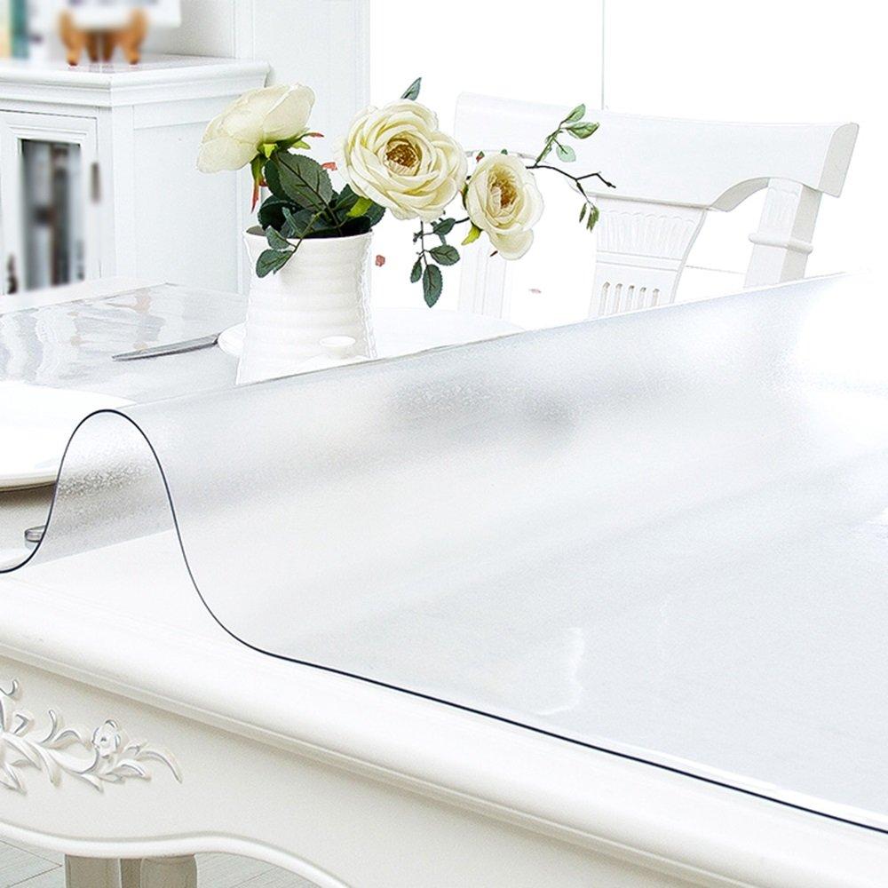 Tablecloth Einfach zu reinigen und Umweltschutz PVC-Tischdecken Wasserfeste und ölBesteändige Kunststoff-Tischsets Kaffeetisch Matte Dicke 1,5 mm (größe   70  120cm) B07BXLFTW2 Tischdecken eine große Vielfalt  | Sehr gelobt und vom Pu