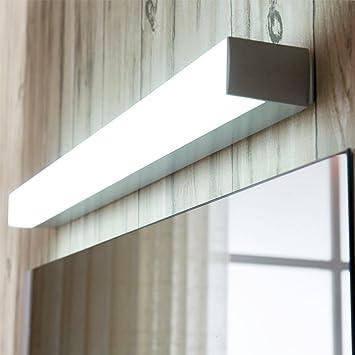 WYQLZ Spiegel Licht LED Spiegel Vorne Lampe WC Einfache Moderne ...
