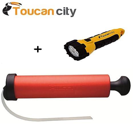 Amazon.com: Hilti Manual bomba de purga 60579 y tucán City ...