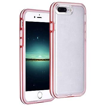 Amazon.com: Carcasa para iPhone 7 Plus con purpurina ...