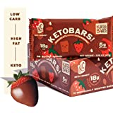 Keto Bars The Original Keto Snack Bar, Gourmet Simple Ingredients Low Carb, No Sugar, Rich in Ketogenic Fats, The…