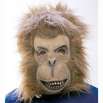 Máscara goma Mono máscara de gorila máscara de mono máscara Animal máscara de carnaval de gorila