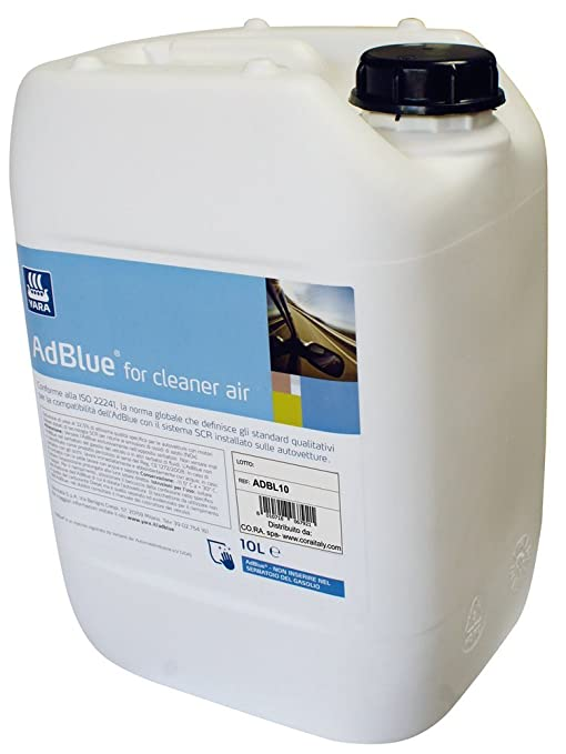51 opinioni per Cora ADB10L AdBlue Additivo, ISO 22241, DIN70070, Tanica 10 lt