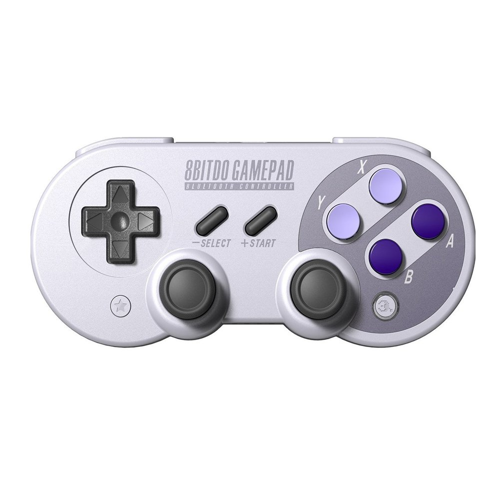 WeChip 8Bitdo SN30 Pro Wireless Bluetooth Controller Game pad Dual Classic Joystick for Windows/Mac OS/Android/Linux/Raspberry/Pi/Steam