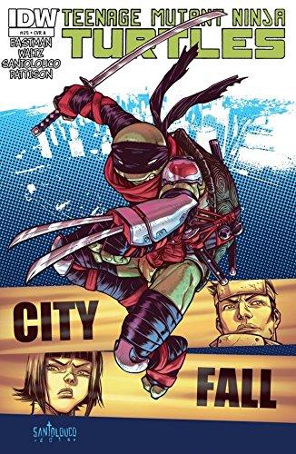Amazon.com: Teenage Mutant Ninja Turtles #25 eBook: Kevin ...