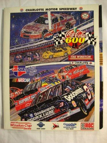 1997 Car Quest Auto Parts 300 / Coca Cola 600 Nascar Program Charlotte Motor Speedway