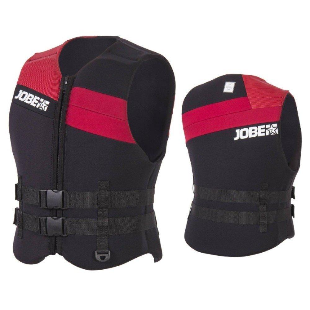 L, rosso//nero Jobe Triumph uomo gilet wakeboard
