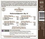 Stamitz: Orchestral Quartets
