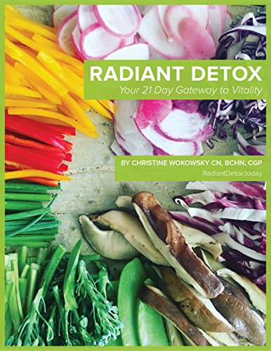 Radiant Detox Your Gateway Vitality ebook