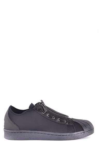 adidas Y-3 Yohji Yamamoto Homme Mcbi009044o Noir Tissu Baskets