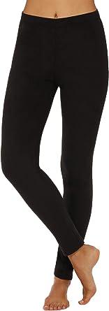 Cuddl Duds ClimateRight Women's Stretch Fleece Warm Underwear Leggings/Pants