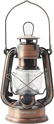 キャプテンスタッグ(CAPTAIN STAG) ランタン アンティーク 暖色 LEDランタン